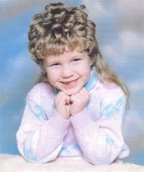 funny pictures of ladies with perms the greatest mullets ever 20 pics izismile com