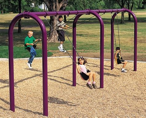 stand alone toddler swing arch belt swing stand alone swing with hangers chains
