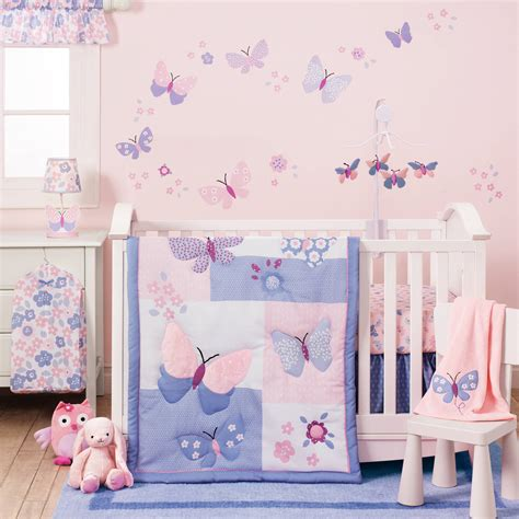 Quilting Sofa Cover Small Pink Flower 9 Kode Ss9650 pink butterfly crib bedding 100 butterfly crib bedding home design ba owl crib bedding 100