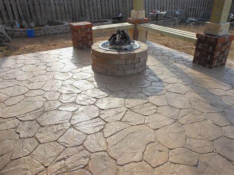 st concrete sted concrete patios home improvement