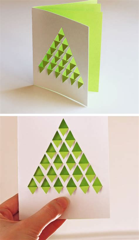 cool cards to make at home make your own creative diy cards this winter