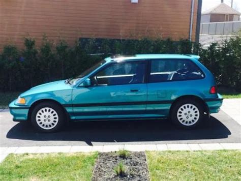 photo image gallery touchup paint honda civic in tahitian green pearl bg28p