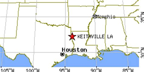 keithville louisiana map keithville louisiana