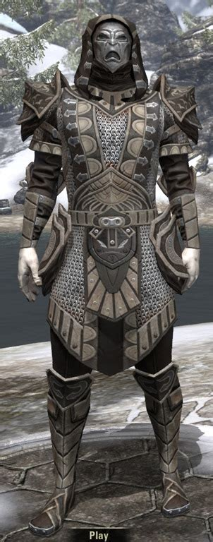 elder scrolls light armor sets is there any light armor sets that looks like heavy armor
