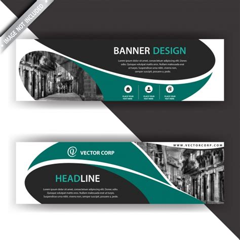 design banner elegant elegant banner design vector free download