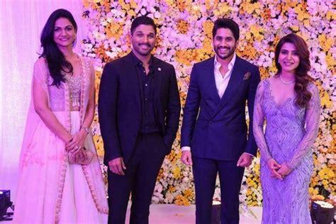 Naga Chaintanya-Samantha host grand wedding reception in ...