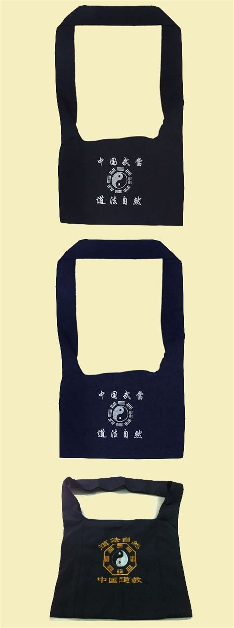 The Bag By Dao by Wudang Taoist Bag Dao Fa Zi Ran Wddb Sx Dfzr