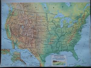 large map of united states items similar to large color map of the united states on etsy
