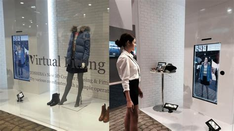 The Technology To Hit The Fitting Rooms Interactive Mirrors by Dressing Room Archives Circuits And Cable Knit