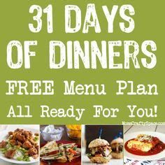 31 days to survival a complete plan for emergency preparedness books 1000 ideas about monthly menu on menu