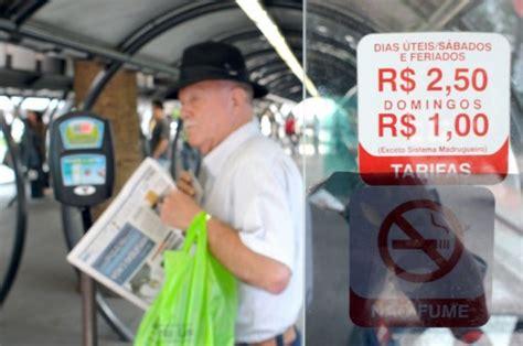 Nau Mba Program Cost by Tarifa T 233 Cnica Do 244 Nibus De Curitiba Deve Custar R 2 80