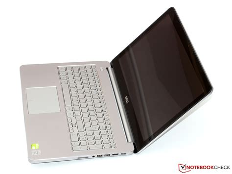 Laptop Dell Inspiron 15 7537 dell inspiron 15 7537 3290 notebookcheck net external reviews