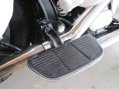 Passenger Footboards by Passenger Footboards And Seat Harley Davidson Forums