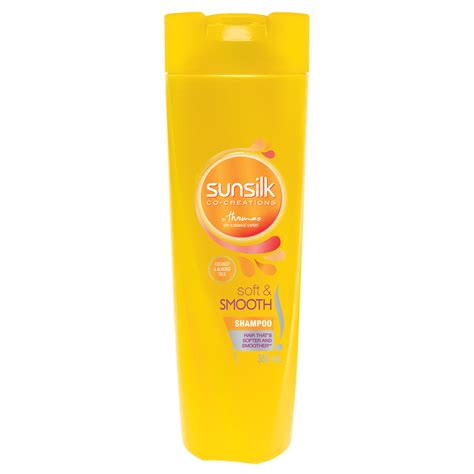 Sunsilk Hair Care Products by Sunsilk Soft And Smooth Shoo 350ml