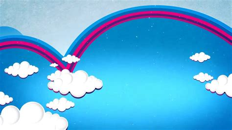 imagenes animadas full hd fondos animados cielo infantil 2 full hd animated