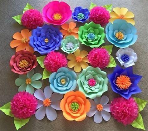 Imagenes De Flores Gigantes | flores gigantes de cartulina buscar con google flores