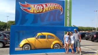 Hot Wheels Packages Real Cars Like Toys in Parking Lots