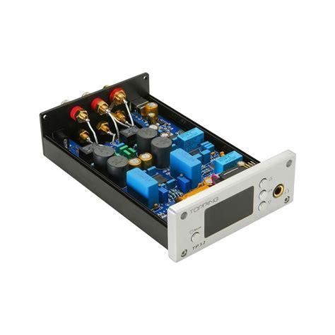 Topping Tp32ex topping tp32ex lificateur tk2050 2x 10w 8 ohm li