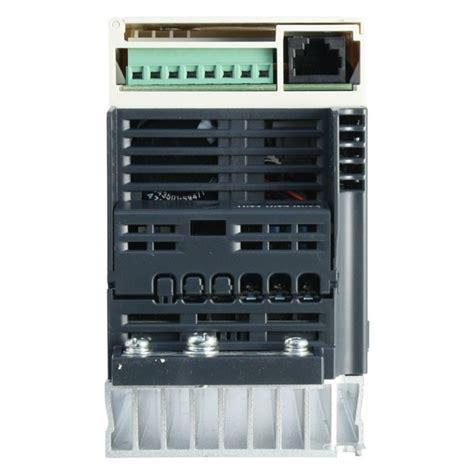 Atv12hu15m2 Altivar12 15kw Inverter Schneider schneider atv12 ip20 1 5kw 230v 1ph to 3ph ac inverter drive c1 emc ac inverter drives 230v