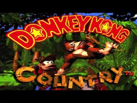 Dk Island Swing Donkey Kong Country Youtube