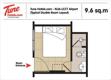 Tune Hotel Room Layout | tune hotel lcct com my
