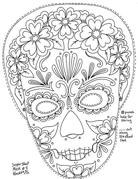 coloring pages for adults masks yucca flats n m wenchkin s coloring pages women s