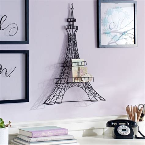 eiffel tower wall decor wire eiffel tower wall decor alexandra s room