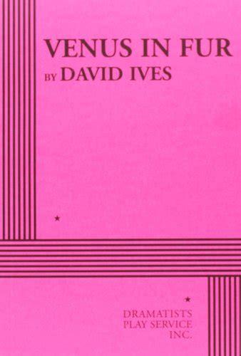 libro venus in fur di david ives