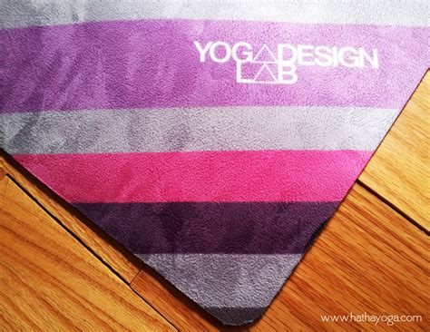 design lab mat yoga design lab combo mat review hathayoga com