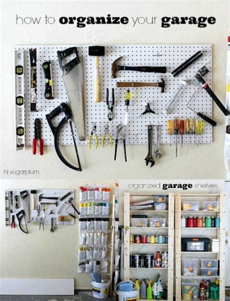 49 brilliant garage organization tips ideas and diy 49 brilliant garage organization tips ideas and diy