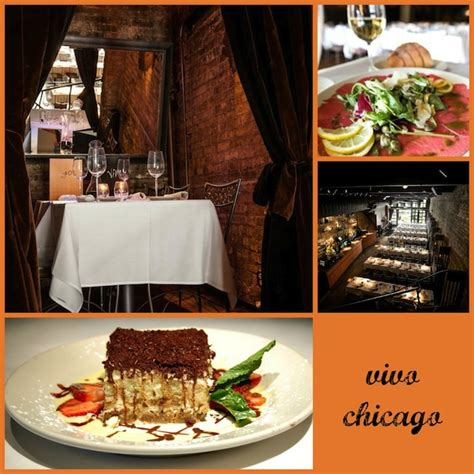 Vivo Table 70 by City Gems Date In Chicago Savvy Sassy