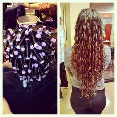 photos of the diffrence between a spiral perm and a nomal perm long hair tight curls spiral perm i want my hair to look
