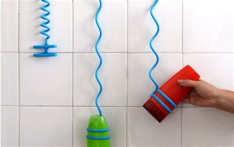 Shower Hanger by Bungee Bath Cords Shower Hanger