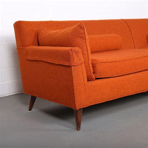 50s style sofa mid century modern sofa usa kroehler edward wormley milo