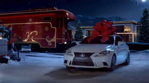 lexus commercial actress remember lexus december to remember sales event tv commercial