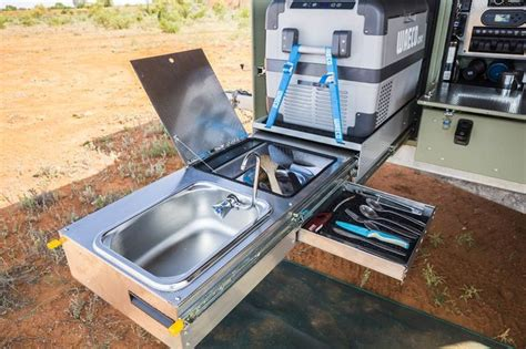 slide out drawers for rv the kitchen slide out has a sink drawer and space for a