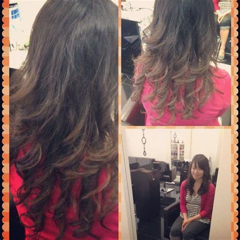 perms for fine hair before and after digital perm on very fine thin hair https www facebook