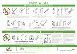banned in dubai airport list of items prohibited as
