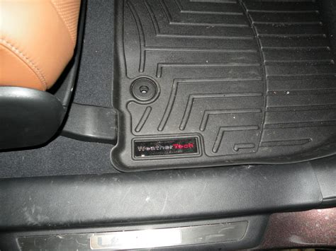 weathertech floor liners from factory store pics page 8 club lexus forums