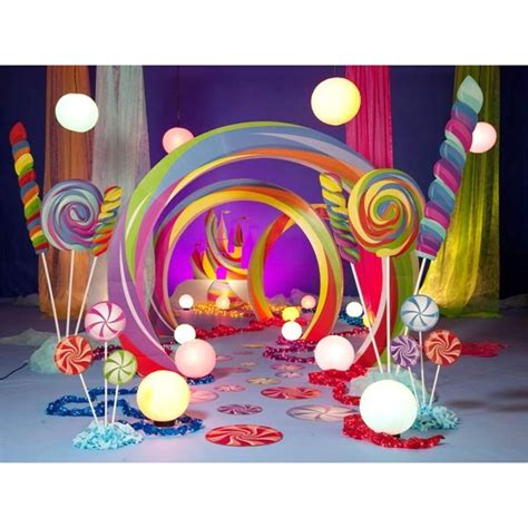 candyland images for decorations 17 best images about birthday ideas on mardi gras pool themes and prom themes