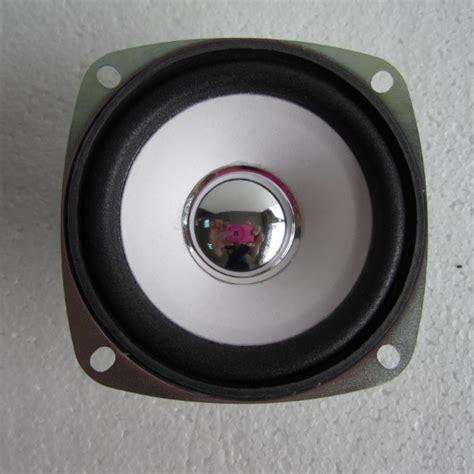Speaker Subwoofer Acr 10 Inch 2pcs pack 3 inch 4 ohm 10 watt speaker range stereo