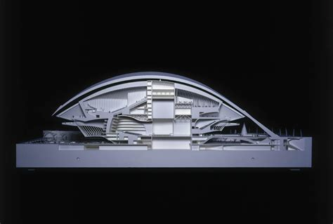 New Construction Floor Plans by Santiago Calatrava Sued By Valencia For Crumbling Opera House