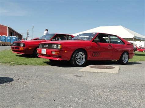 84 audi quattro for sale 1984 audi quattro 20v revisit german cars for sale