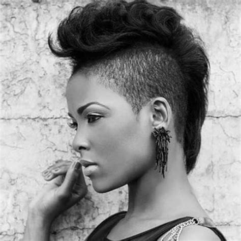 womens hair shaved just above ears top 40 awesome women s undercut hairstyle for short hair