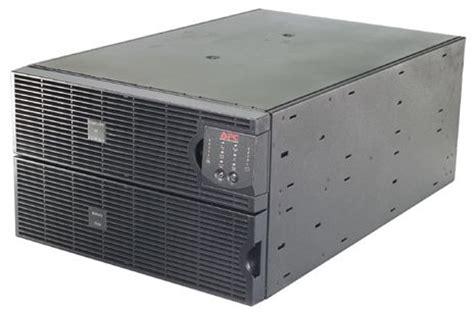 Apc Ups Surt20krmxli 20kva 20000va Rackmount ups 3100va above rack sg server racks made in