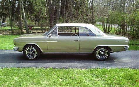 green rambler car california car 1964 rambler 440h