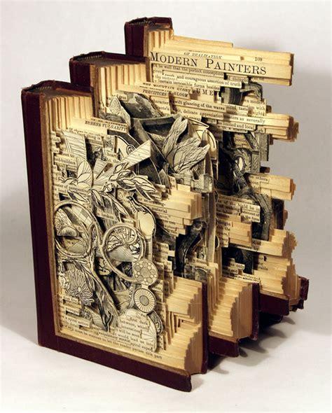 picture book artists artist book sculptor brian dettmer 187 teleautomaton
