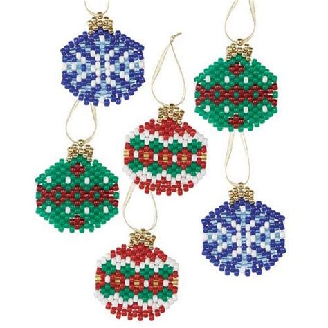 118 best images about christmas seed bead patterns on
