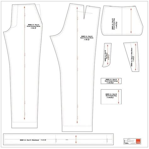 pattern drafting for trousers men s trousers custom fitted pattern things to sew