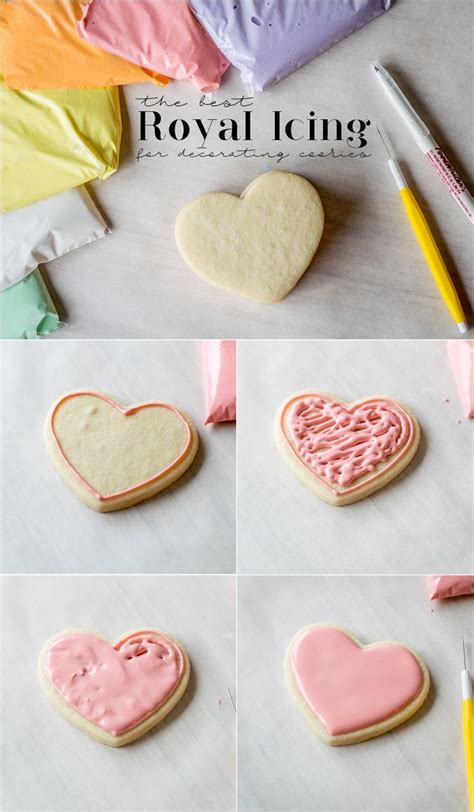 best 25 sugar cookie icing ideas on pinterest cookie
